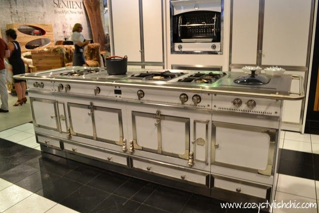High end kitchen appliances seen at westedge design fair - High end kitchen appliances ...