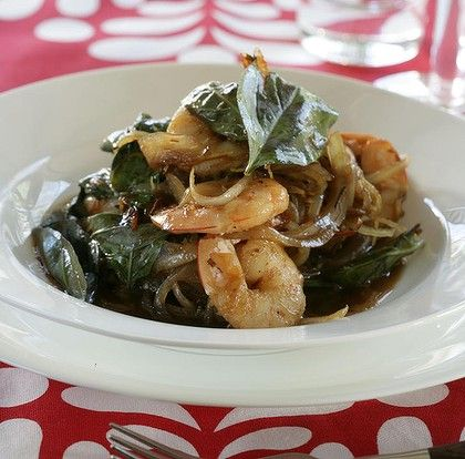 Prawn, ginger and lemon grass stir-fry | Craving Everything Asian ...