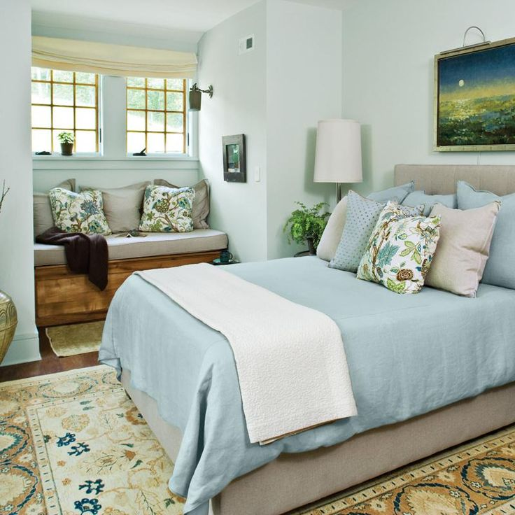 guest bedroom love the colors home is where the heart