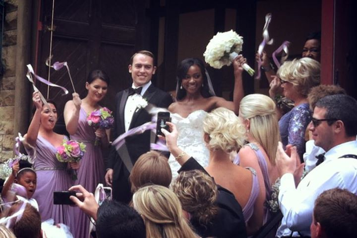 Brittany benson wedding