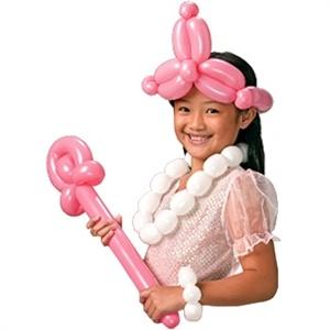 princess balloon art