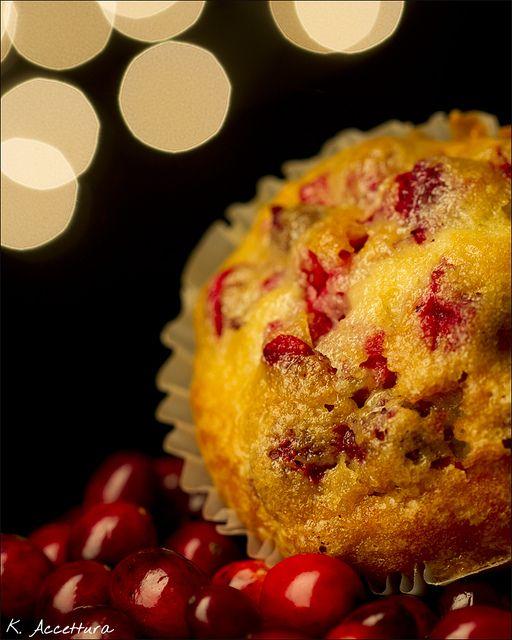 orange cranberry muffin | Food! | Pinterest