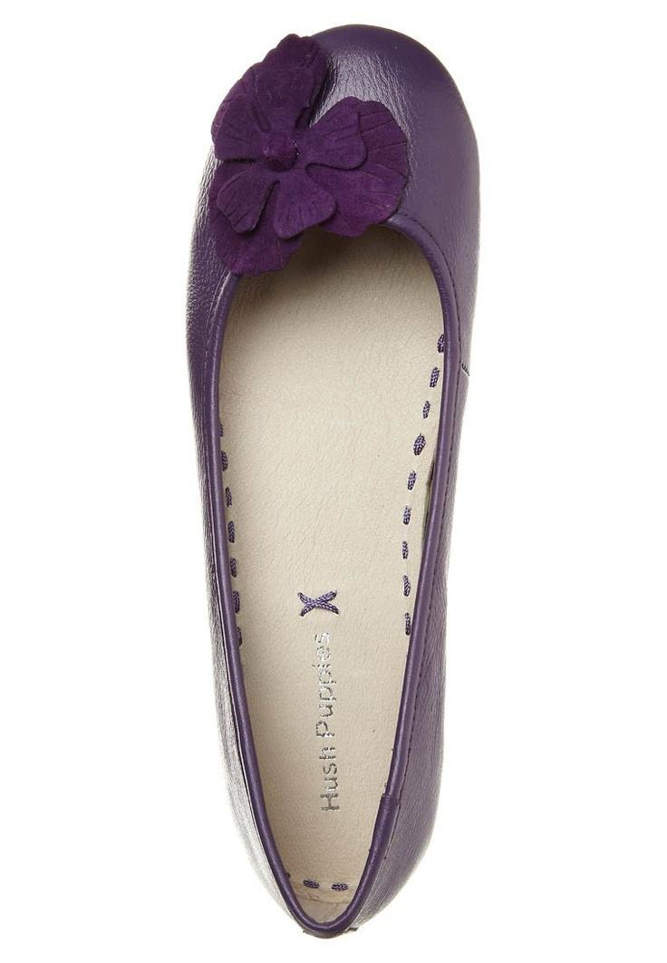 Hush Puppies MYLEENE - Ballet pumps - purple