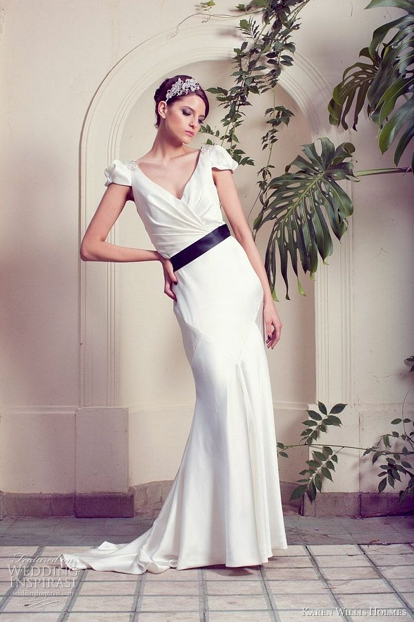 Vintage Inspired Wedding Gowns Pinterest