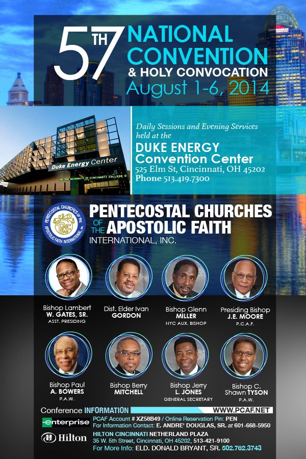 pentecost convention 2014