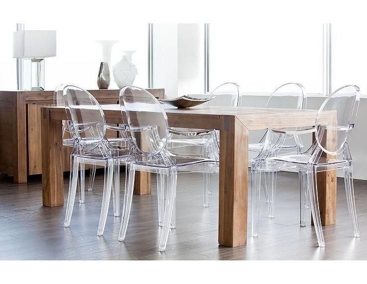 Structube dining room salle manger tables hamburg for Table salle a manger design gris