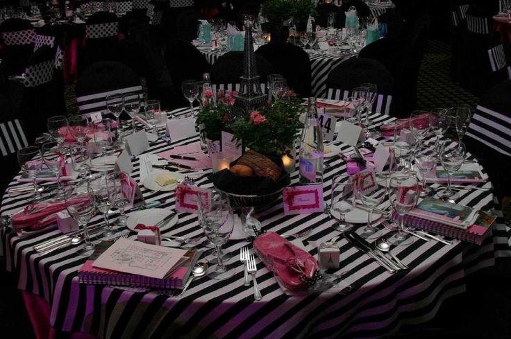 paris themed party celebrate pinterest. Black Bedroom Furniture Sets. Home Design Ideas