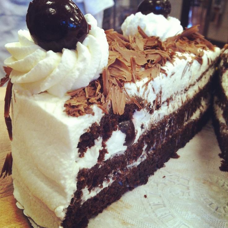 ... German Black Forest Cake. | Cake - black forest | Pintere
