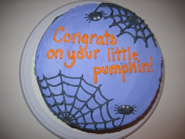 halloween baby shower cake by b sweets ideas for nursery shower