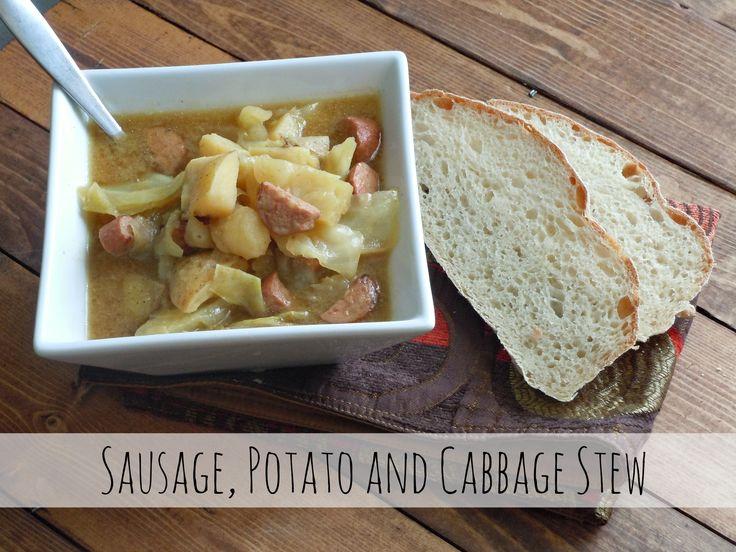 Italian Sausage And Cabbage Stew Recipe — Dishmaps