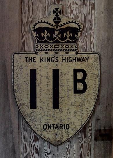 Vintage Highway Signs 56