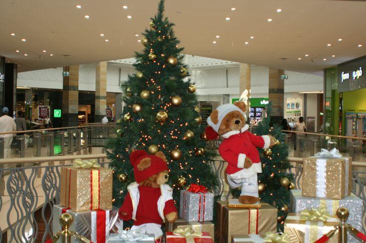 Christmas decor in mirdif city center christmas in for Decor center