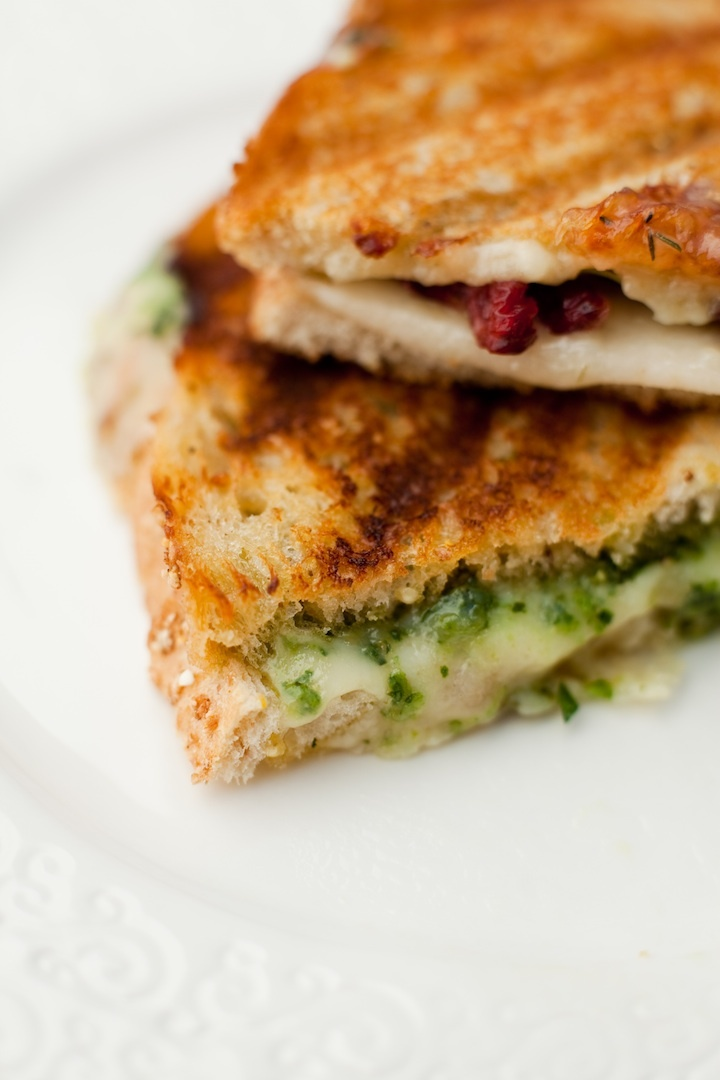 Gourmet Grilled Cheese Sandwiches | cibo nella mia cucina | Pinterest