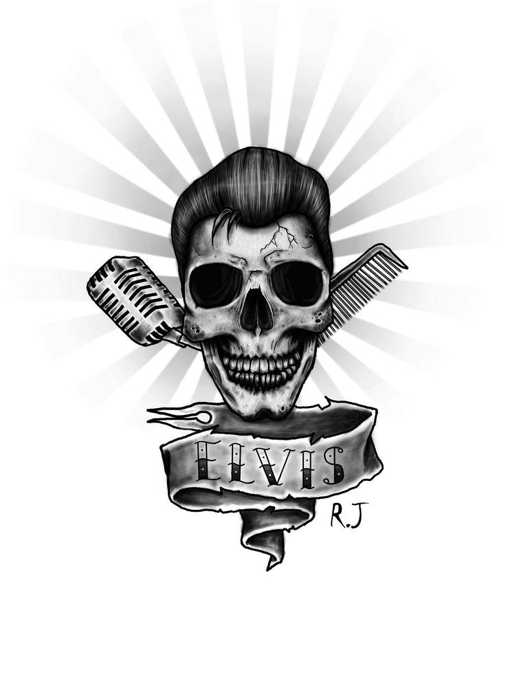 Greaser skull - Bing ImagesGreaser Sugar Skull