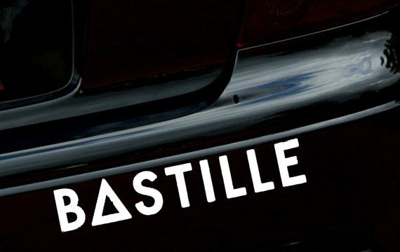 bastille vinyl signed