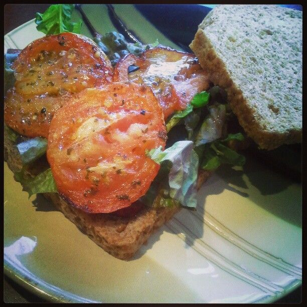 #CleanEating BLT