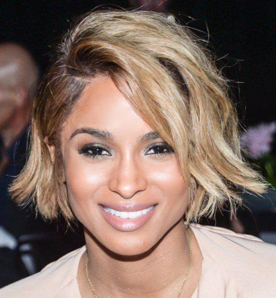 Ciara short hairstyle My Style