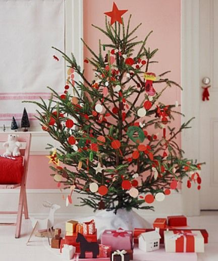 Small Christmas Trees Decorated Christmas Ideas Pinterest