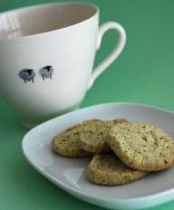 Earl Grey Vanilla Cookies | easy cookie recipes | Pinterest