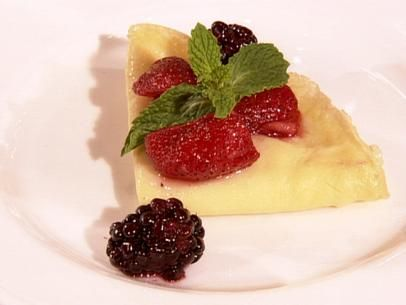 Mixed Berry Crepes with Mascarpone | Recipe