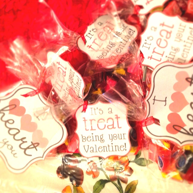 valentine day treats for school parties