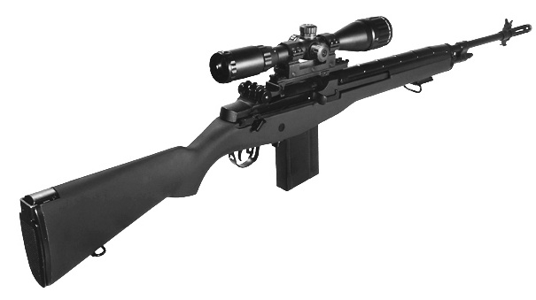 M1A Sniper Rifle - Bing images M14 Tactical Sniper Rifle