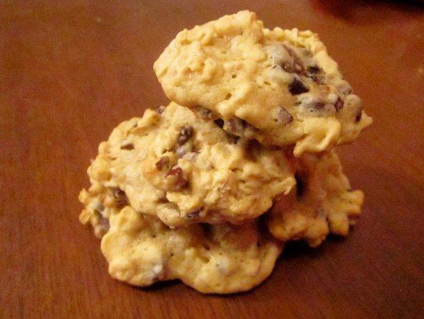 Maple Oatmeal Cacao Nib Cookies | Cook | Pinterest