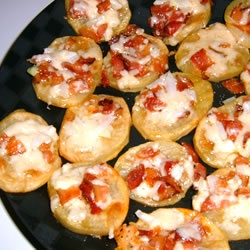 Cheese and Bacon Potato Rounds Allrecipes.com