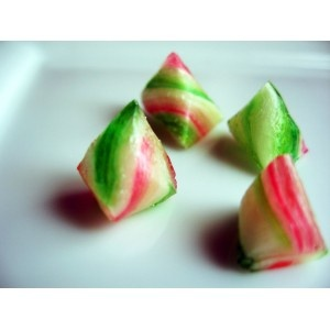Watermelon & Honeydew Sorbets With Lemongrass Sauce Recipes ...