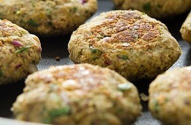 Falafel with a Twist | eating well | Pinterest
