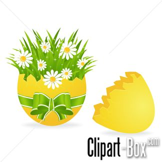 CLIPART EASTER EGG | CLIPARTS | Pinterest