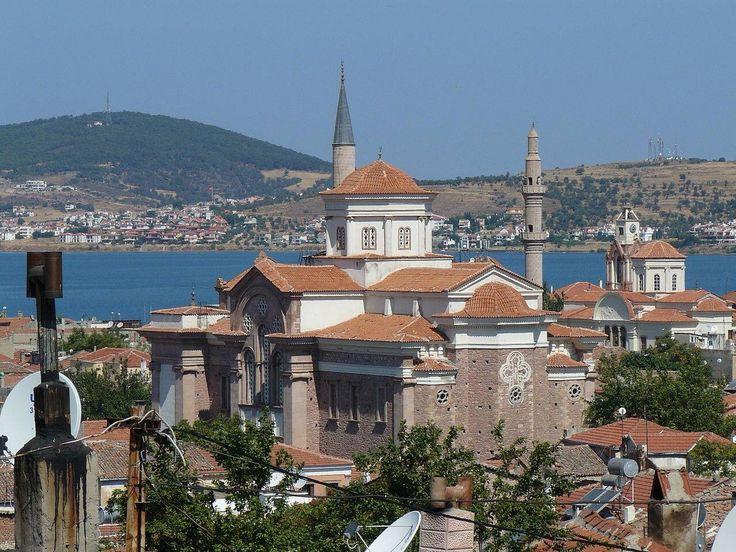 Ayvalık Balıkesir Turkey  Türkiye  Pinterest