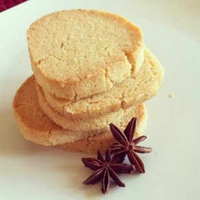 Star Anise Shortbread | The Spice Of Life (with recipes) | Pinterest