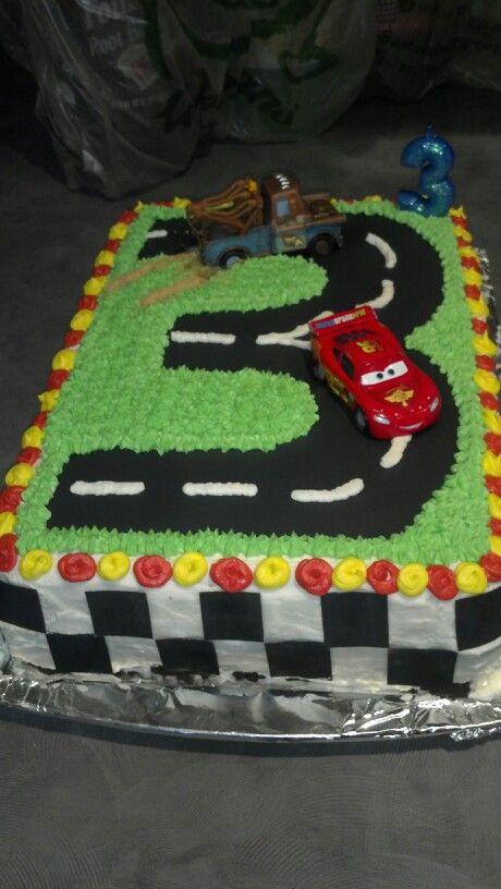 Lightning Mcqueen Sheet Cake Lightning mcqueen birthday