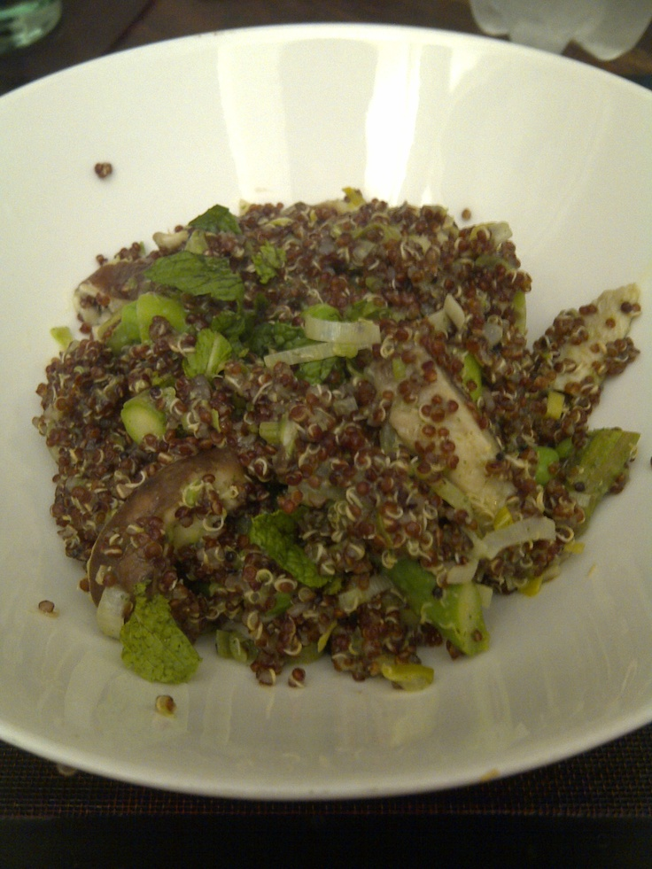 quinoa | food and drinks | Pinterest