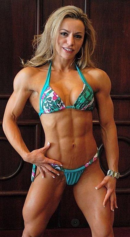 Juliana Malacarne - Female Fitness Models www.realdealsontheweb.com ...