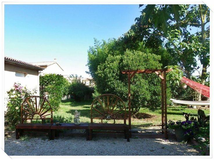 Avec des palettes garden art d coration de jardin - Decoration avec des palettes ...