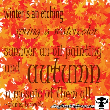 Fall Inspirational Quotes. QuotesGram