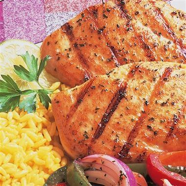 Garlic-Lime Chicken | Recipe