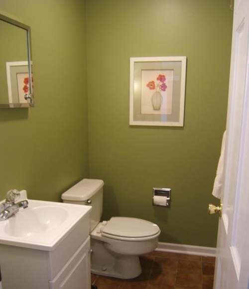 Bathroom Colors Home Trends Pinterest
