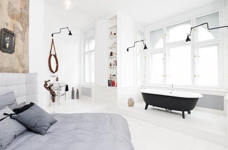 Art nouveau ap bedroom