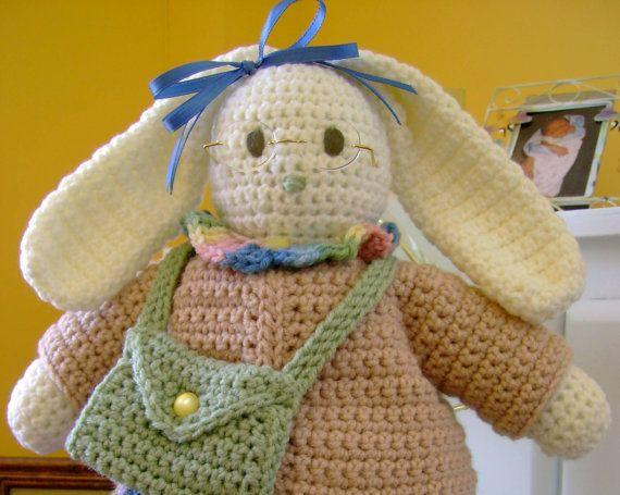 Easy Doll Crochet Patterns For Beginners : CROCHET PATTERN Easy BEGINNER Christmas by CuteCrochetShop ...