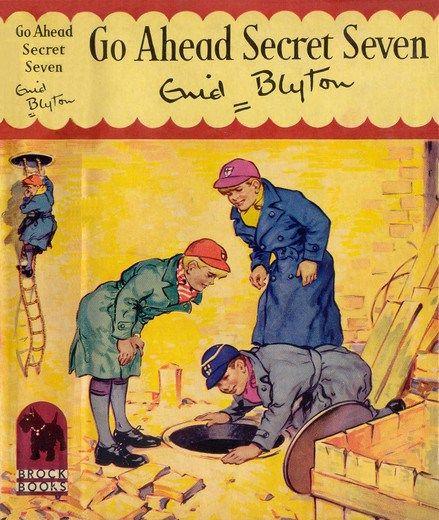 book review of secret seven win through
