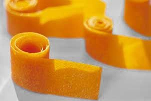 Apricot Fruit Leather Rolls | Recipes | Pinterest