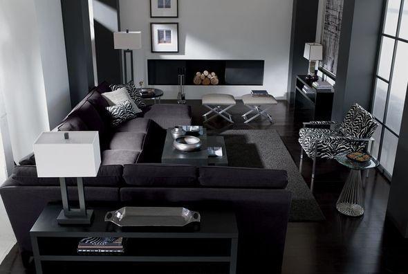 Ethan Allen Modern Living Room Living Room Pinterest