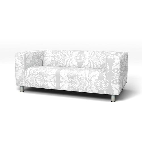 Slipcover For Ikea Klippan 2 Seater Sofa Everything Home Pinte