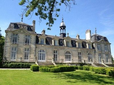 18th Century French Chateau Architecturally Significant