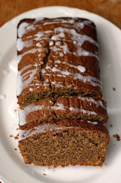 Gluten-Free Lemon Poppyseed Bread | Gluten free | Pinterest