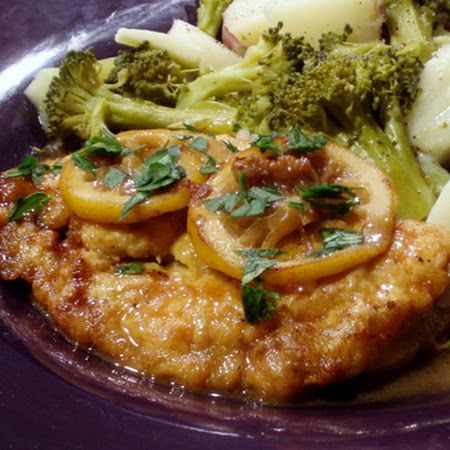 Chicken Francese | Yum-O | Pinterest