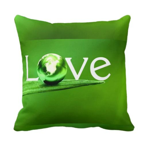 mother earth pillow